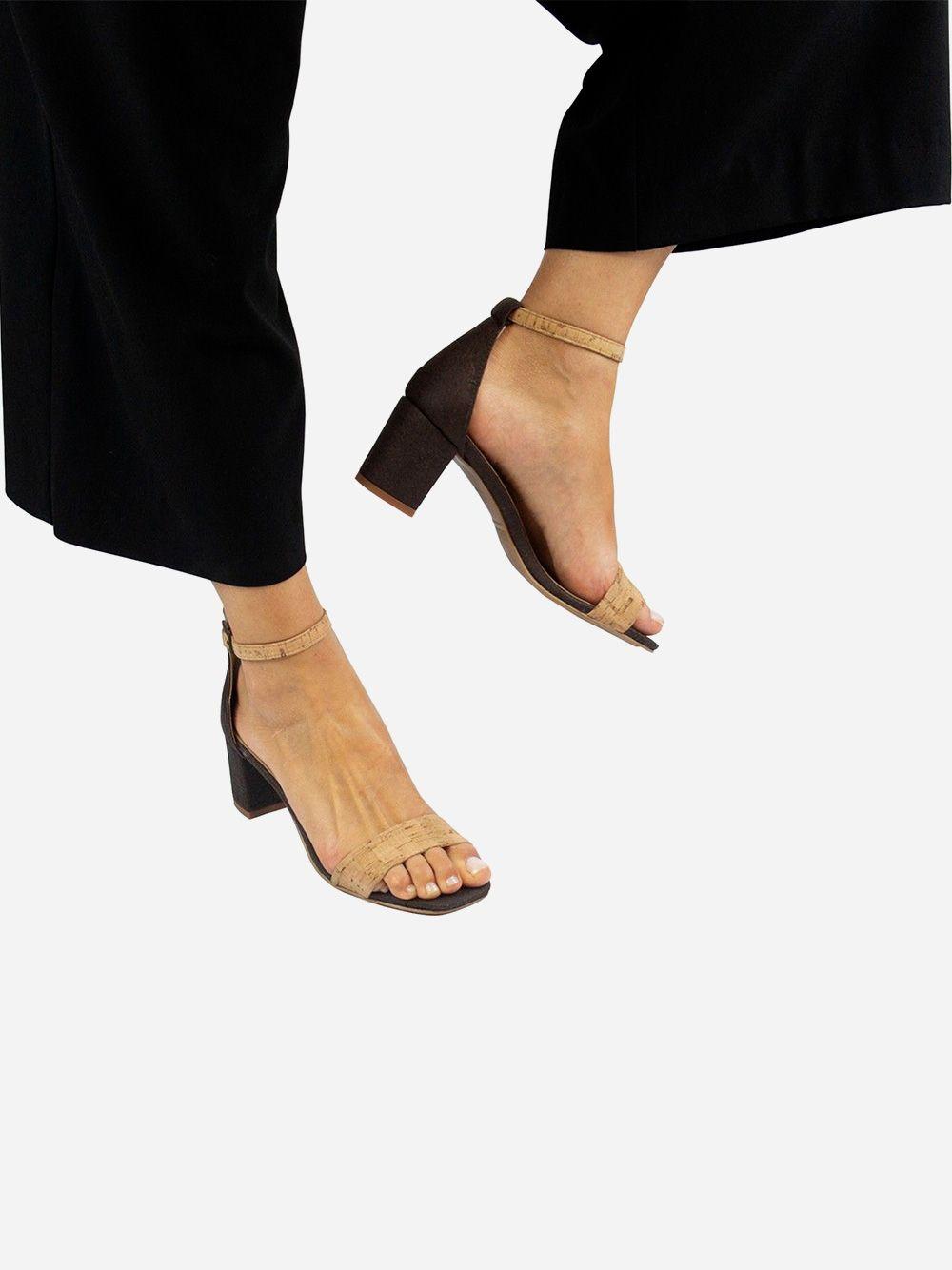 Sandálias Piñatex Margot   Nae
