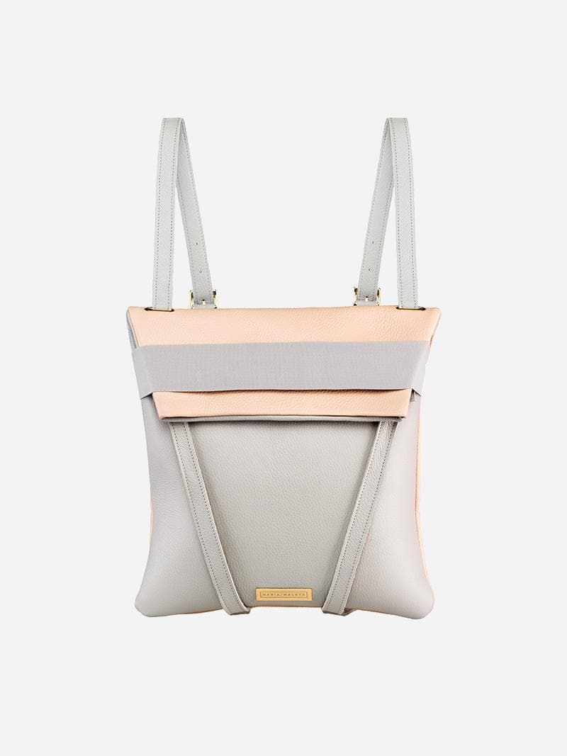 Backpack Nude | Maria Maleta