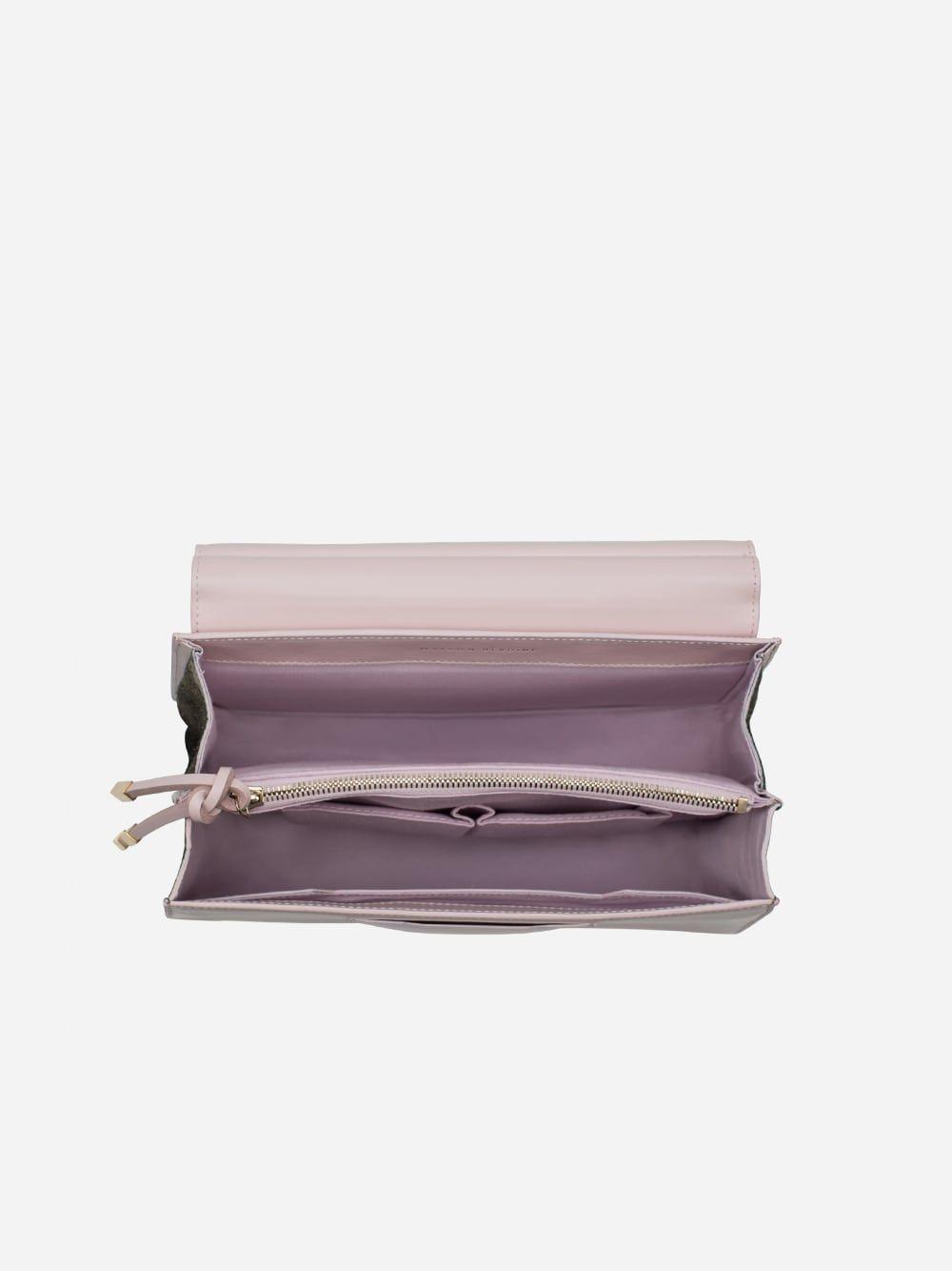 Marlene Rosé Briefcase Tablet   Maison Héroïne