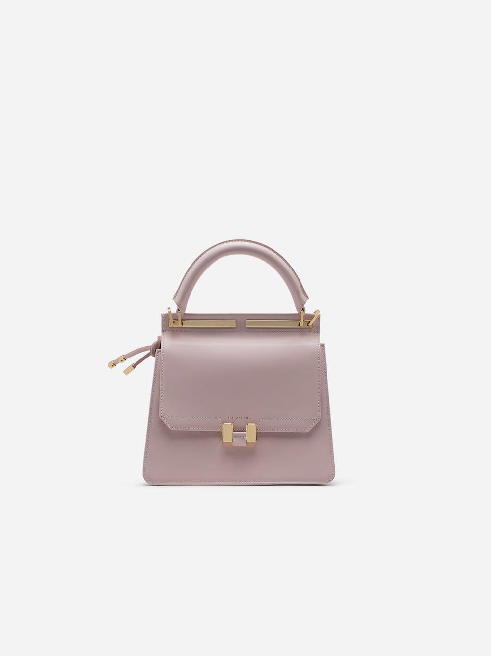 Marlene Rosé Briefcase Mini Tablet | Maison Héroïne