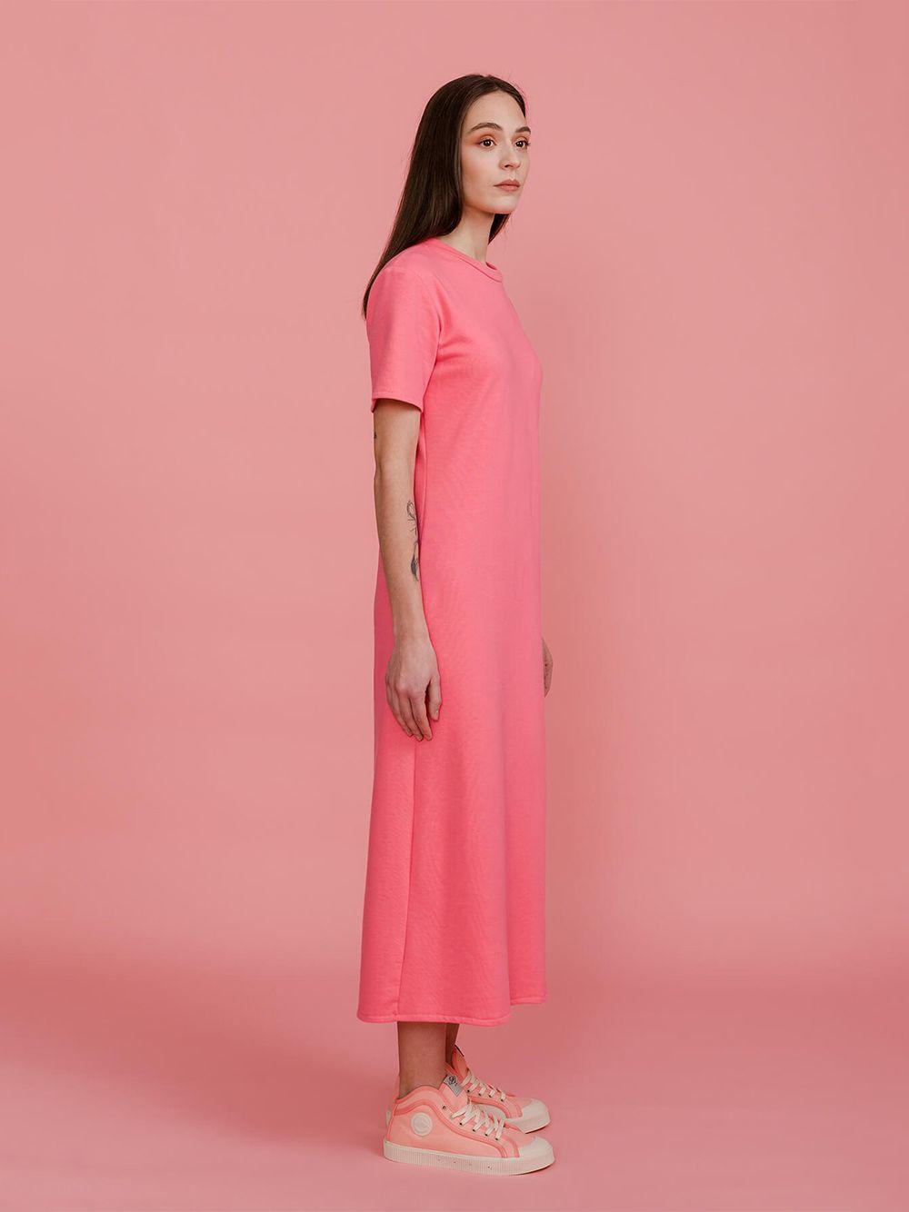 Vestido Tickled Pink