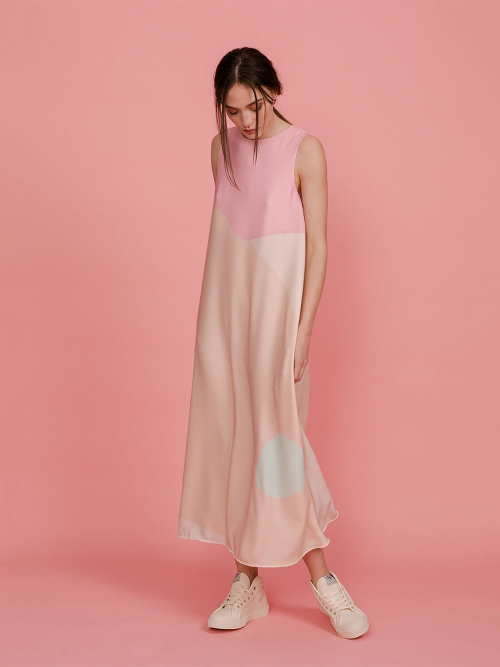 Vestido Camellia Rose