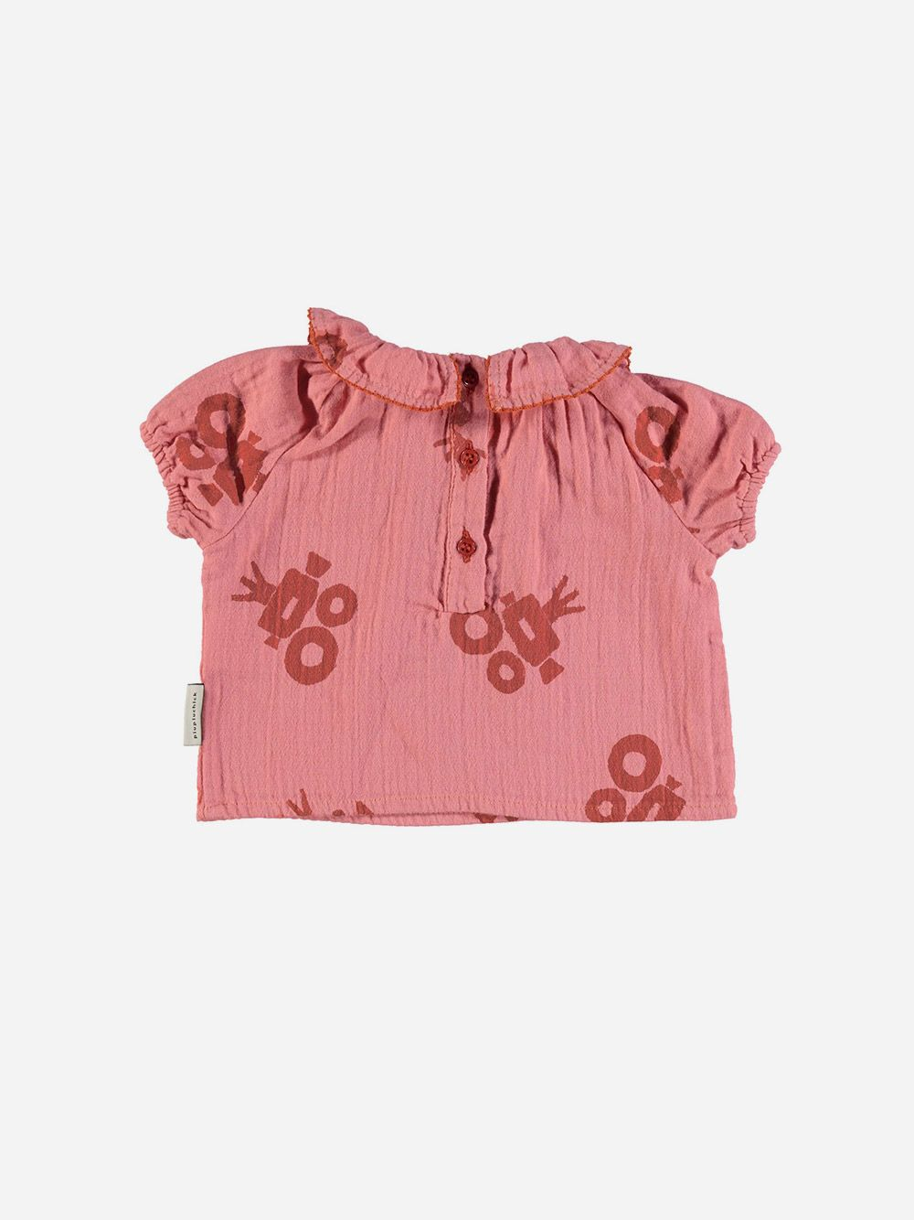 Baby Shirt Pink