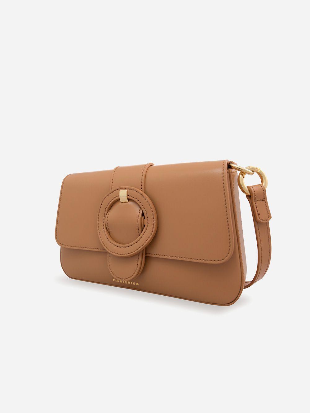 Caramel Mini Amália Bag | Manjerica