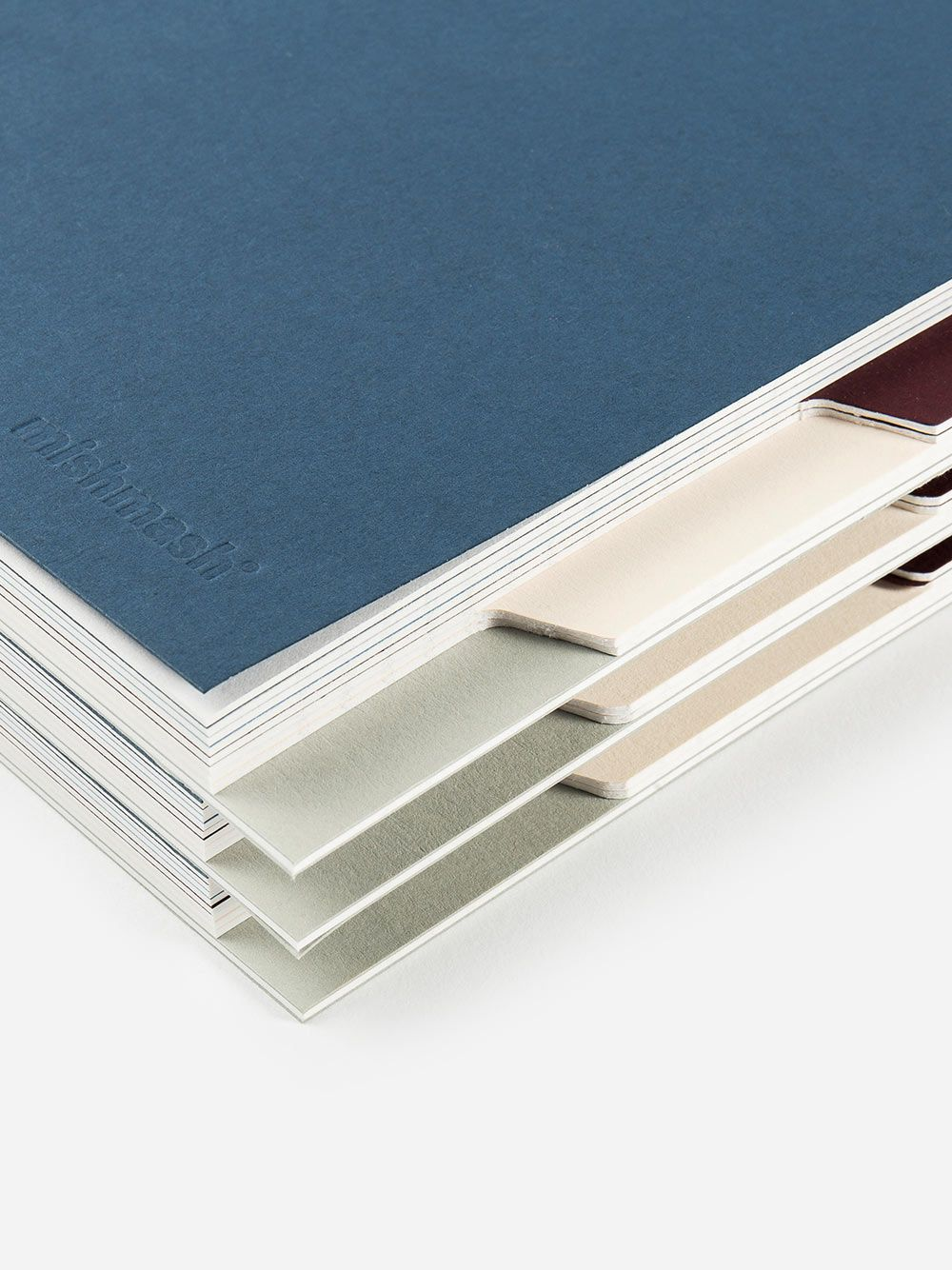 Cobalt Notebook | Mishmash