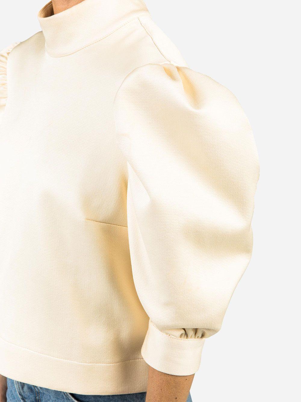 Camisola Enigmatic   Misses White