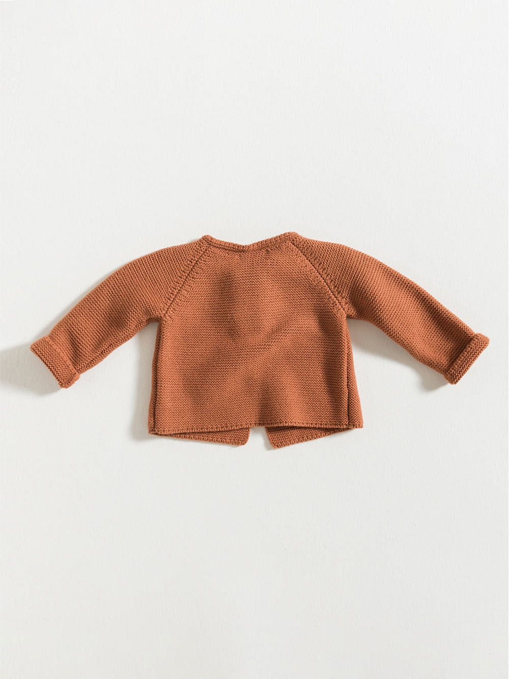 CARDIGAN / COGNAC | Grace Baby and Child