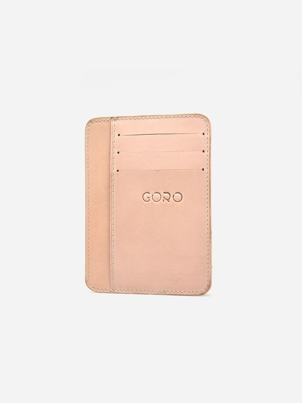 Nude Card Holder Marc | Goro