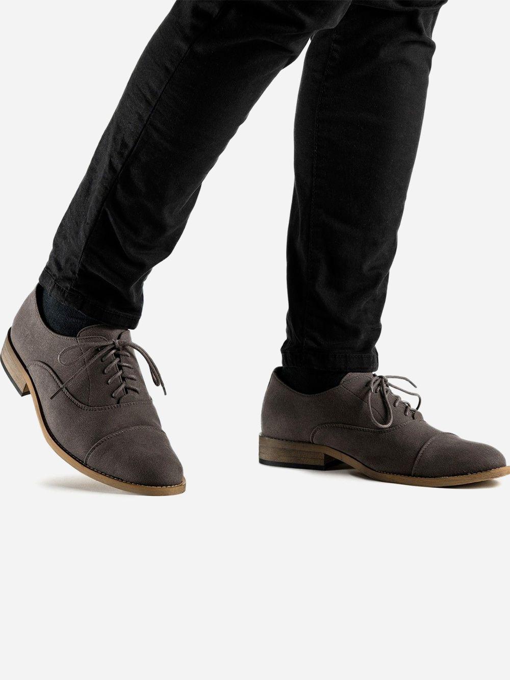 Sapato Cinza Oliver | Nae