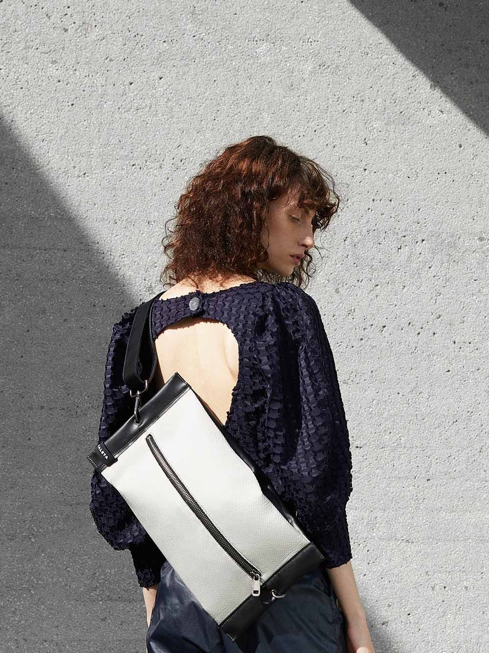Mala Paperbag Reciclada | Maria Maleta