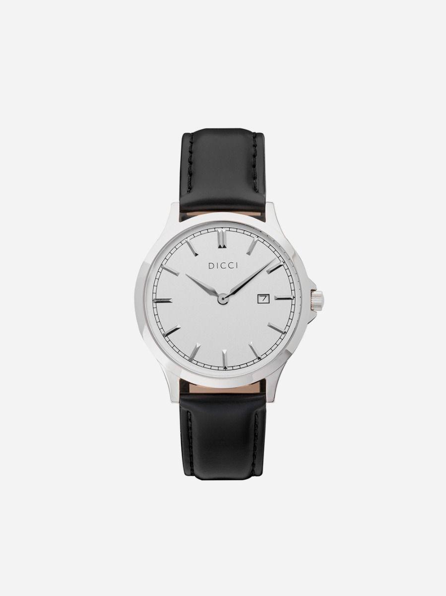 Relógio Pulseira Preta Positano | Dicci