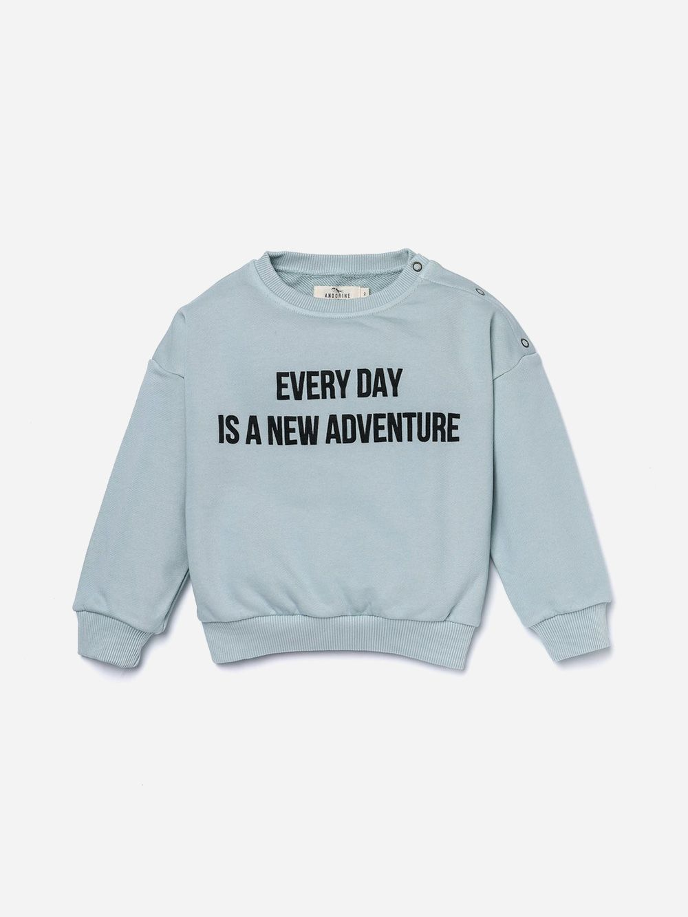 Printed Sweatshirt Mint