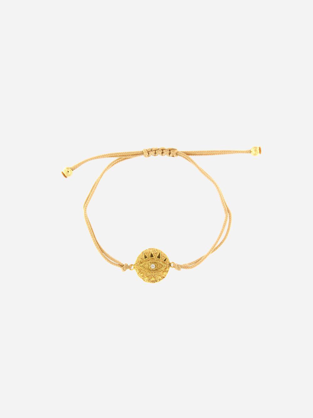 Round Eye Bracelet | Mesh Jewellery