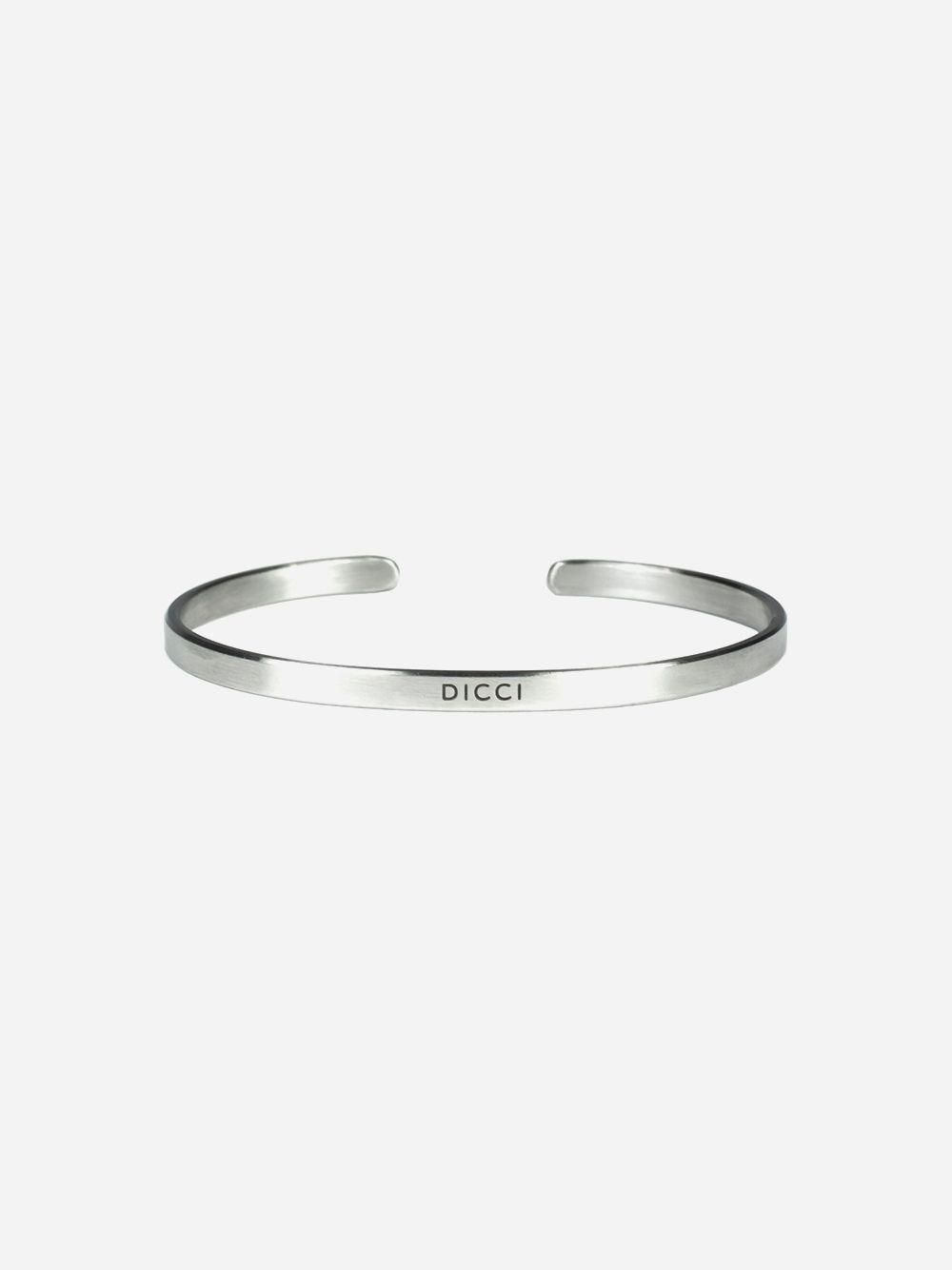 Silver Bracelet Sant Vincent | Dicci