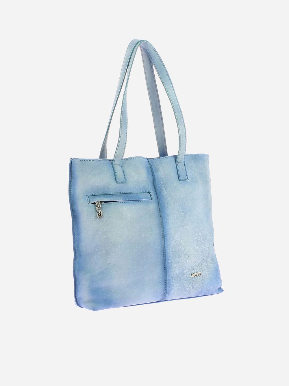 Mala de Ombro Vintage Azul