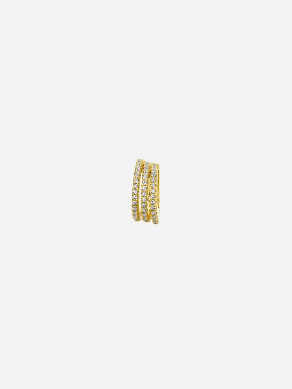Shine Ear Cuff Earring | Seni Jewellery