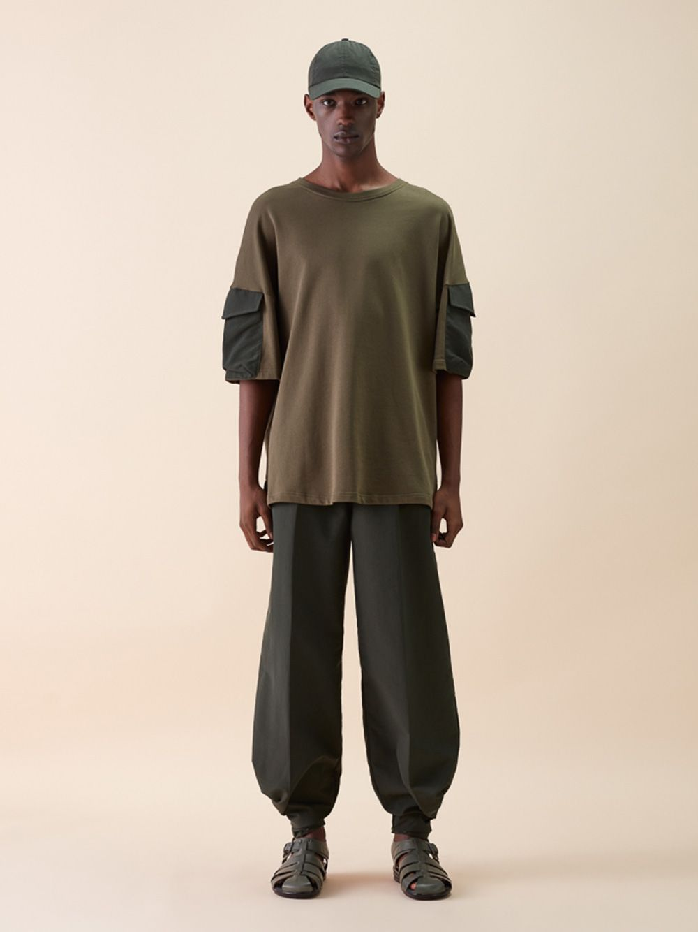Sleeve Pocket T-shirt | Rita Sá