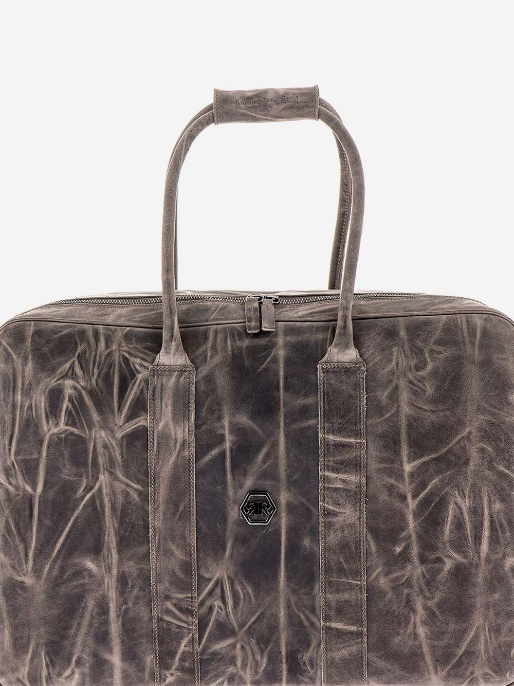 Taupe Weekend Bag | Rufel