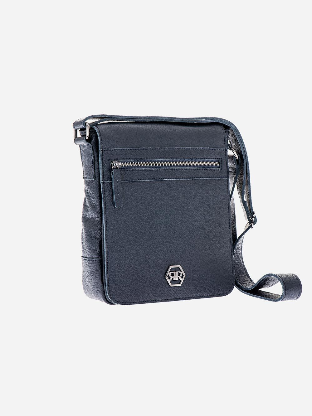 Blue Crossbody Bag | Rufel