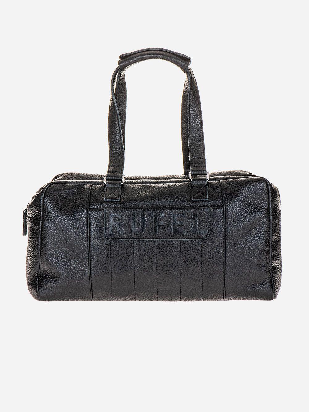Black Sports Bag   Rufel