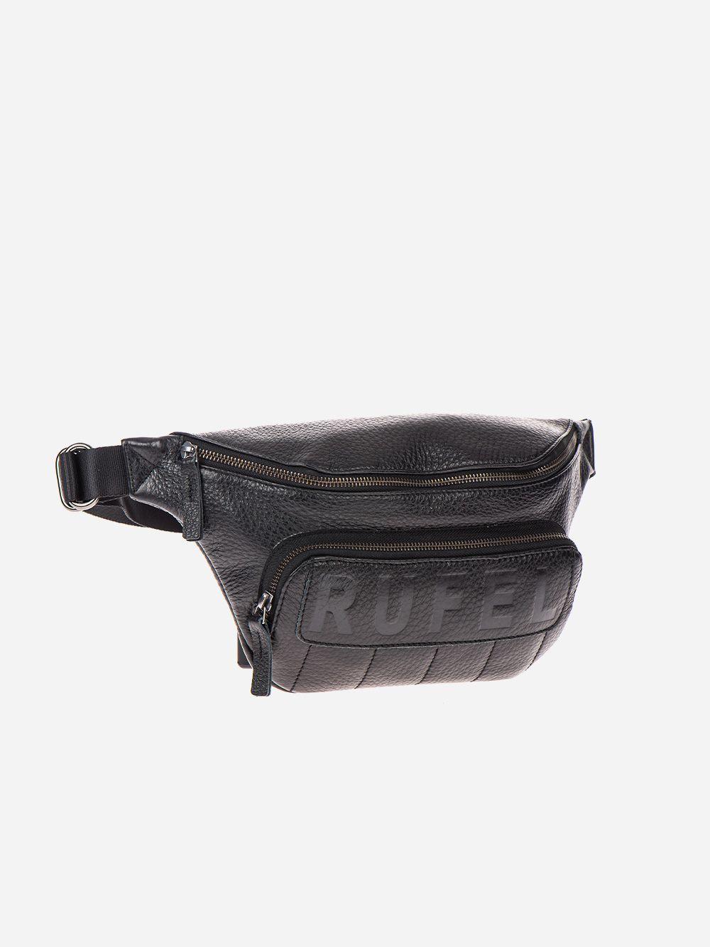 Black Belt Bag | Rufel