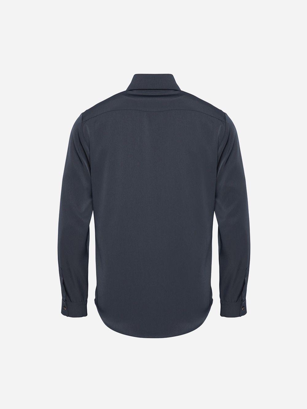 Camisa Cinza Alpine | Duarte