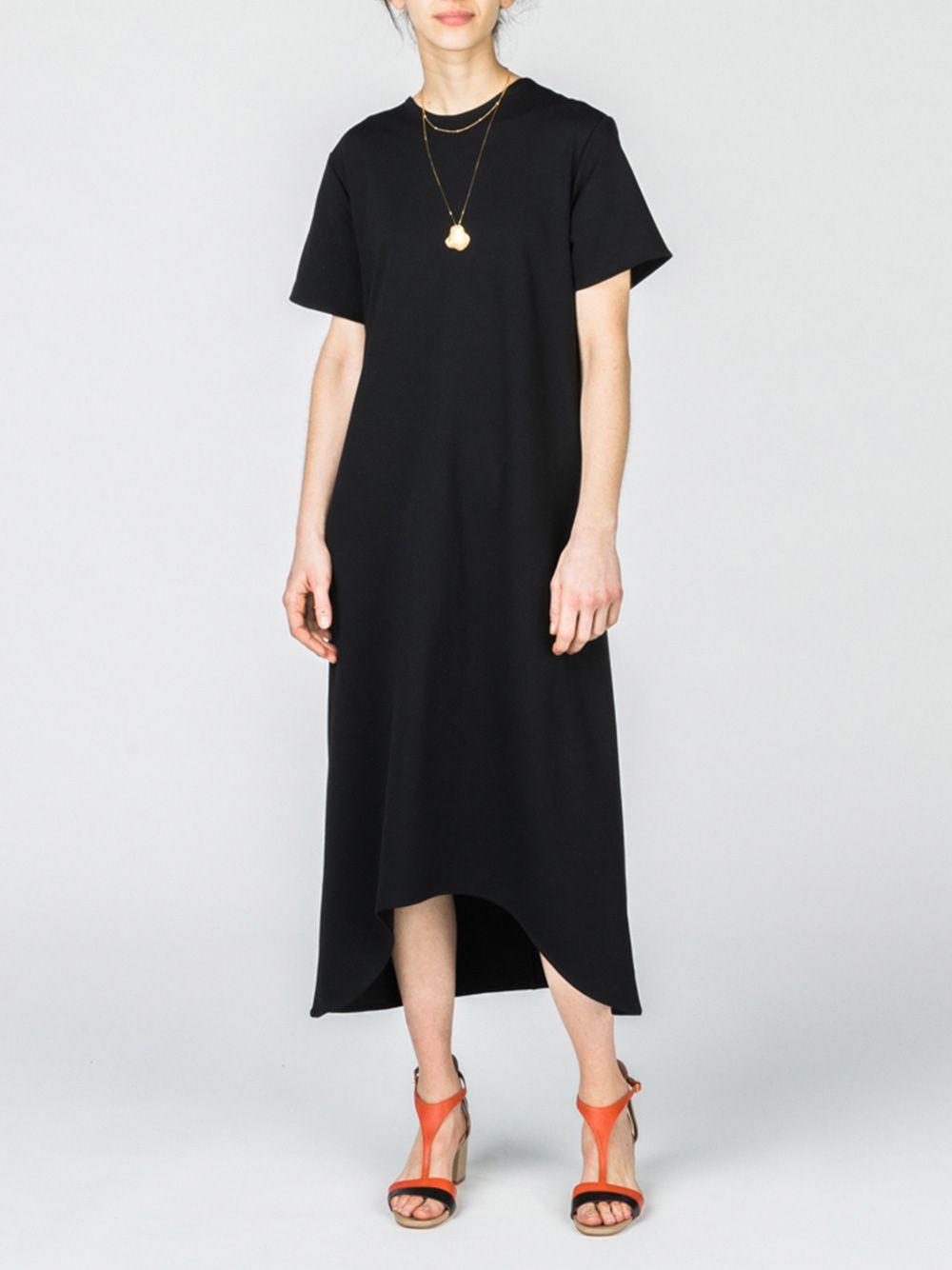 Vestido Oversized Dark Praliné | Hyena Tailor Made