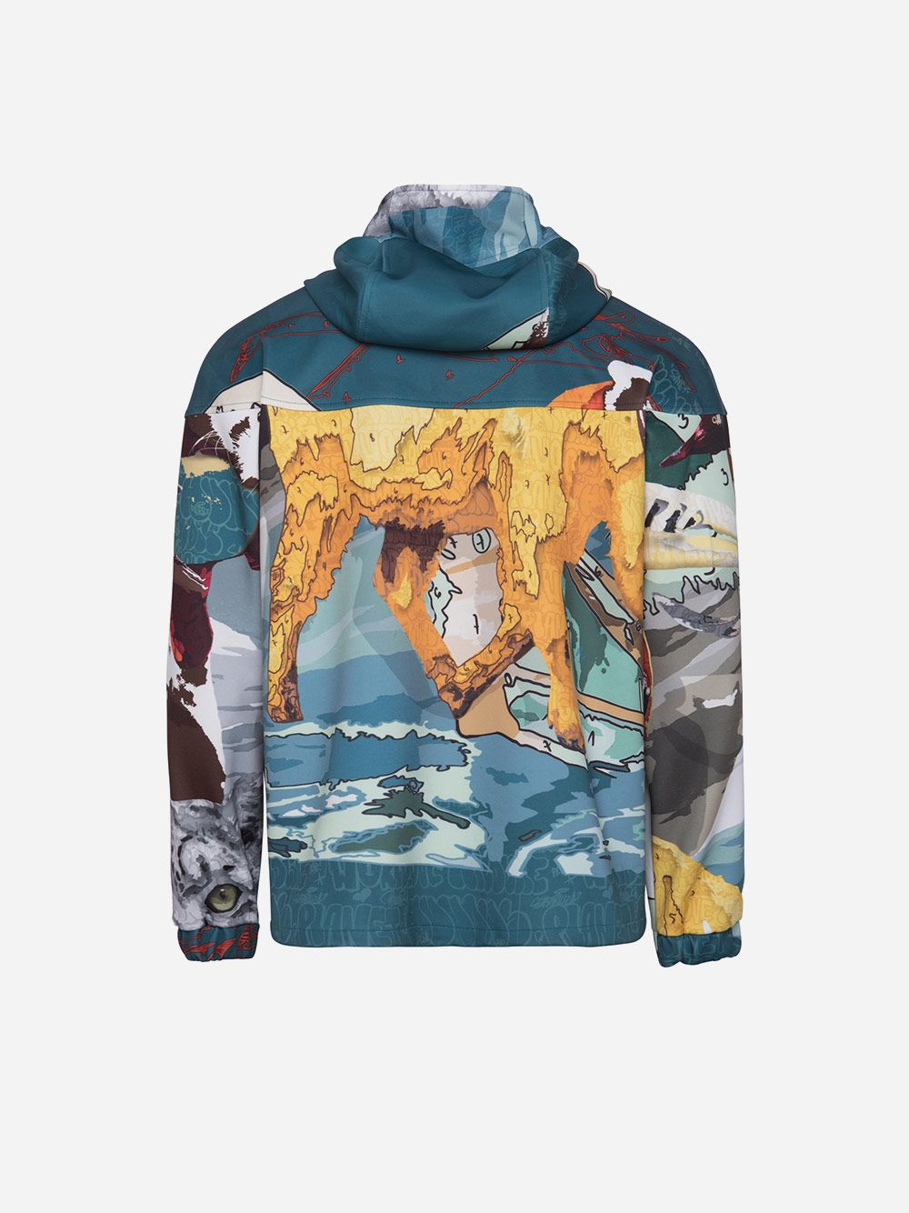 Sweatshirt Expedition Estampada | Duarte