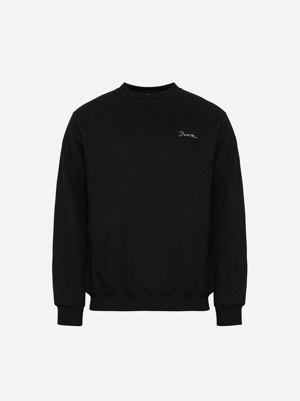 Sweatshirt Preta | Duarte