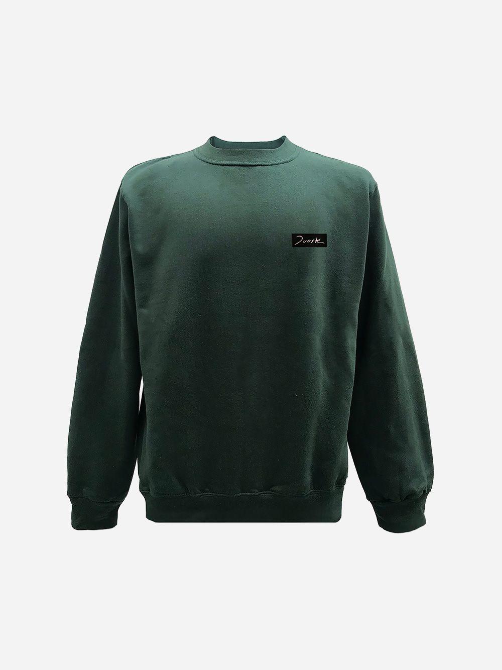Sweatshirt Verde | Duarte
