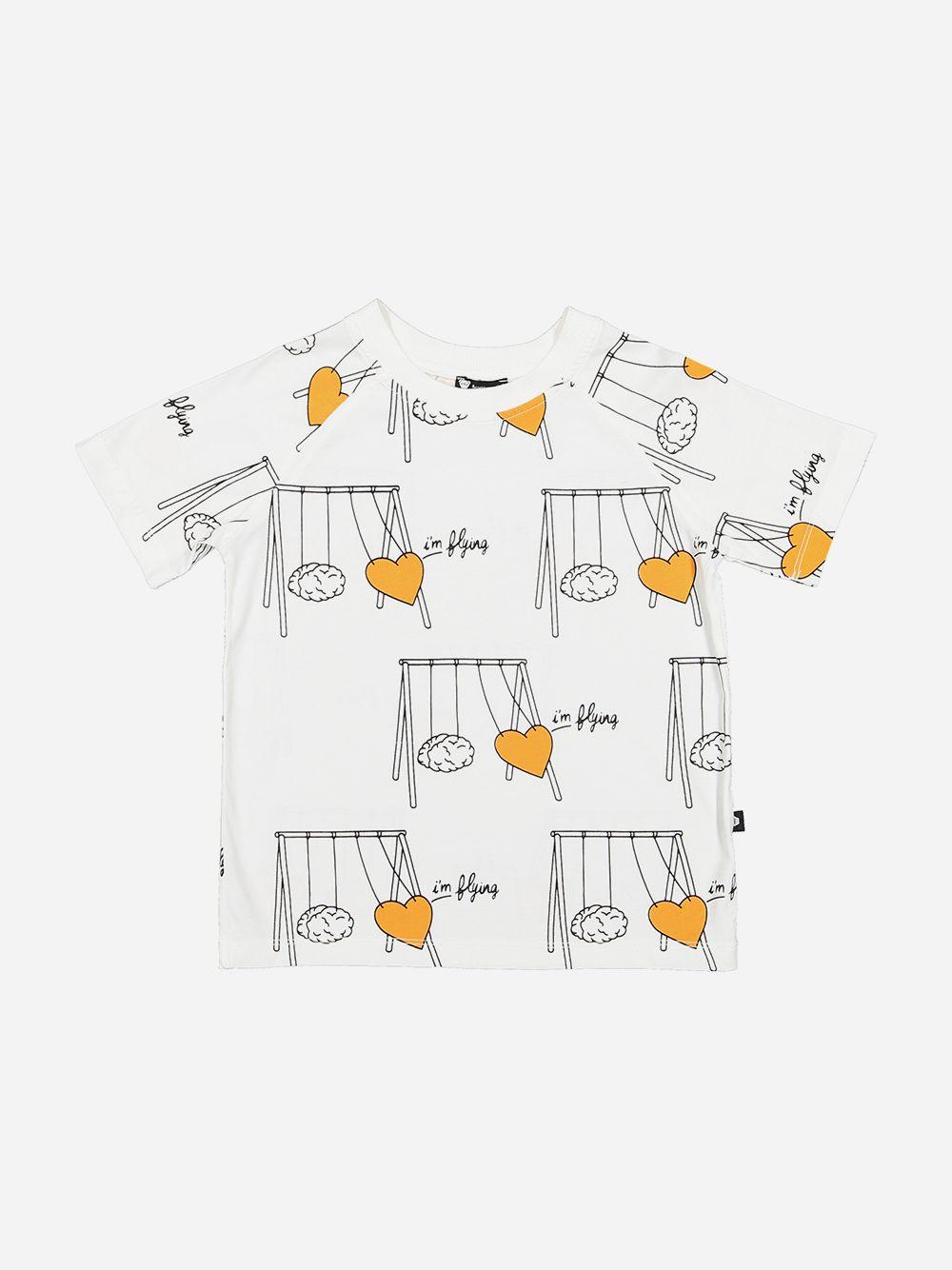 T-Shirt Branca Baloiços   YAY