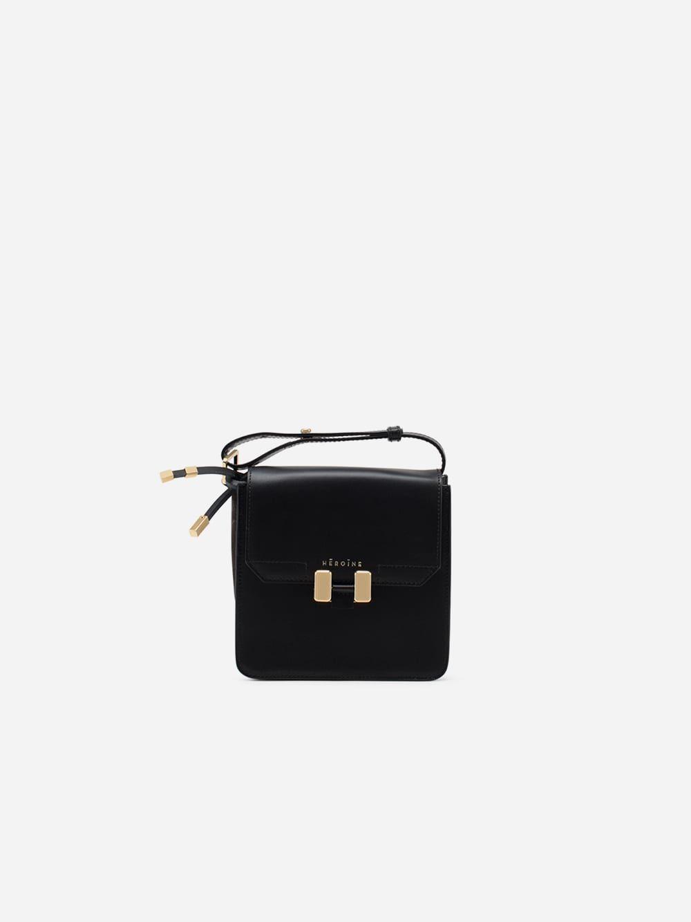 Tilda Black Crossbody Smartphone | Maison Héroïne