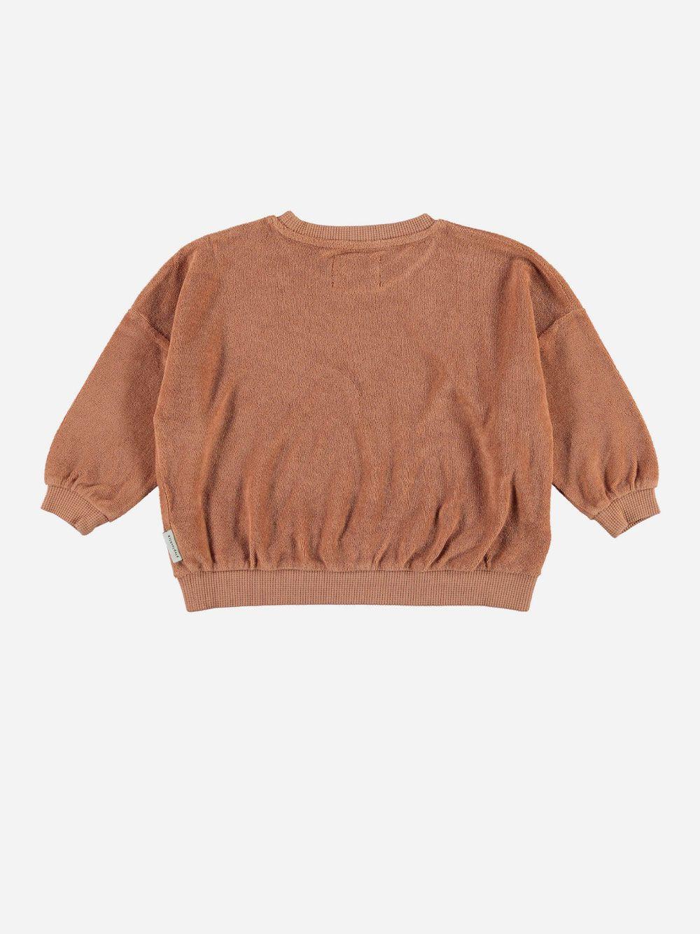 Terry Cotton Unisex Sweatshirt with