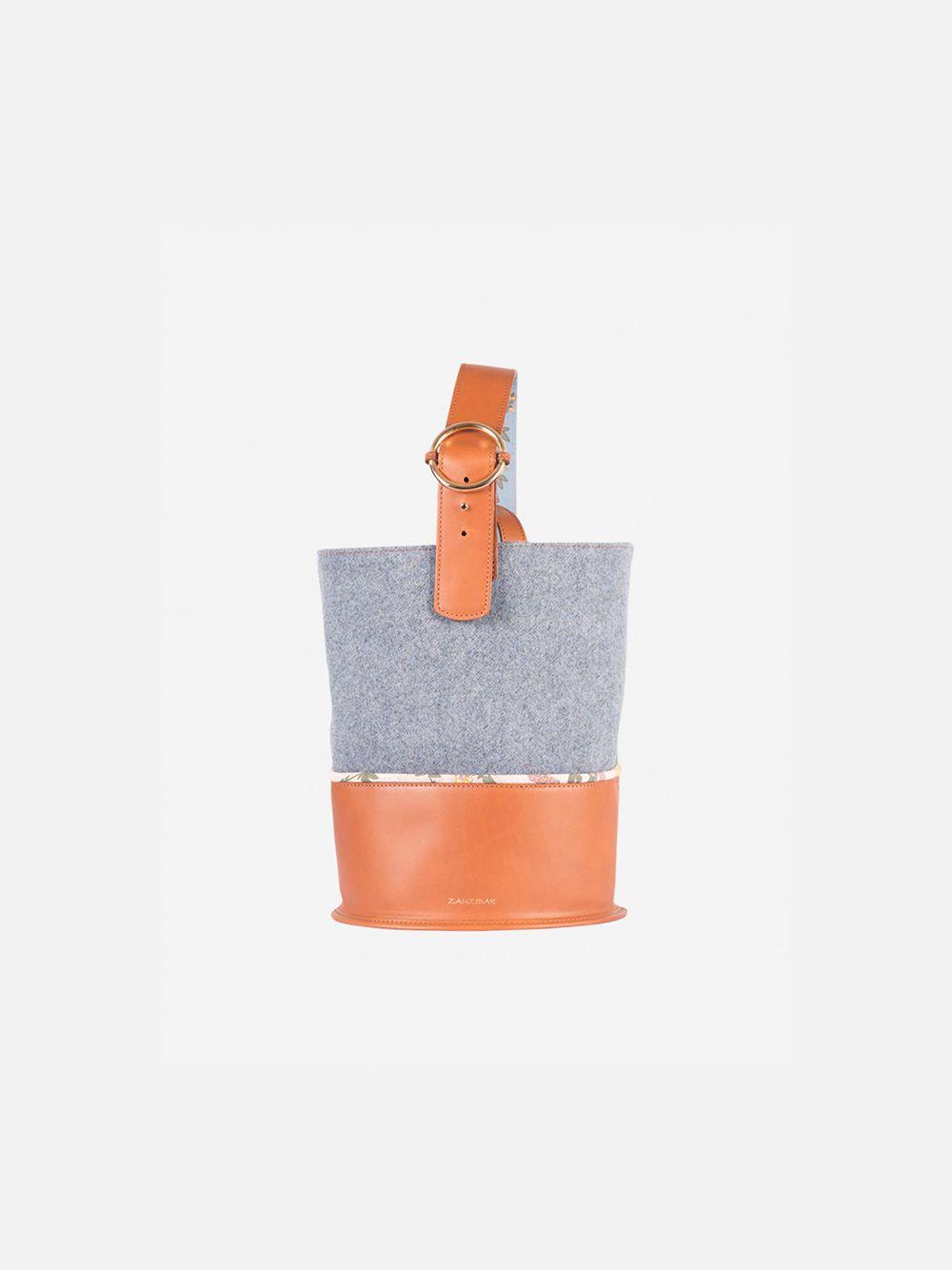 Blue Denim Bag | Zanzibar