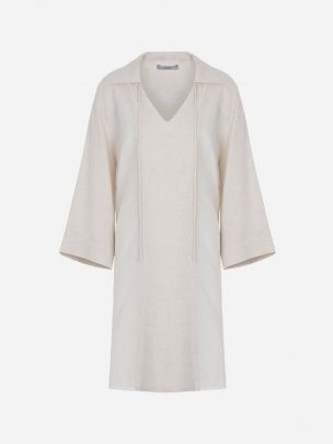 Linen Tunic| A-line Clothing