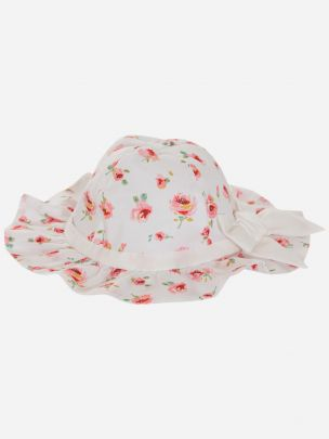 Chapéu Algodão Florido