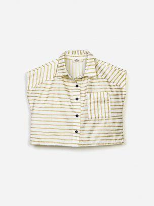 Camisa Riscada | Andorine