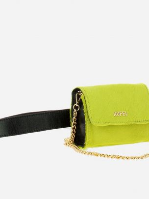 Fluorescent Belt Bag | Rufel
