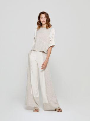 T-shirt de Linho | A-line Clothing