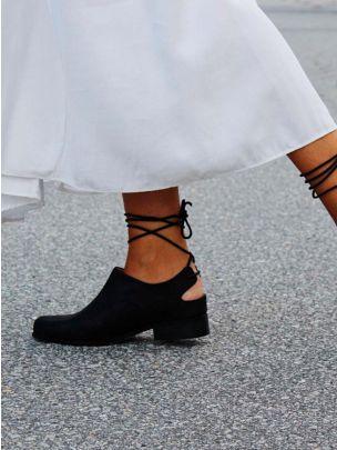 Sapatos Pretos Careto | Entrudo
