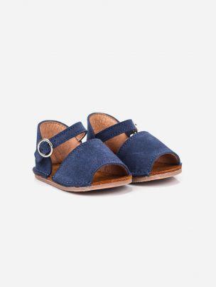 Sandálias Azul Baby Martina | Pikitri