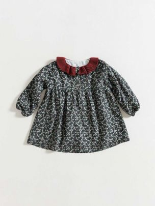 DRESS / HOLLY FLOWERS   Grace Baby and Child