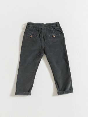 CHINOS / ASH CORDUROY | Grace Baby and Child