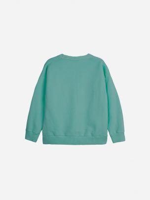 Sweatshirt Beija Flor Esmeralda | Barn of Monkeys