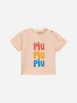 T-shirt Piu | Barn of Monkeys