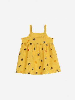 Vestido Amarelo Daisy | Barn of Monkeys | Barn of Monkeys