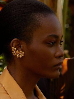 Ear Cuff Bougainville