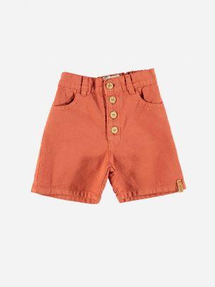 Boy Shorts Garnet