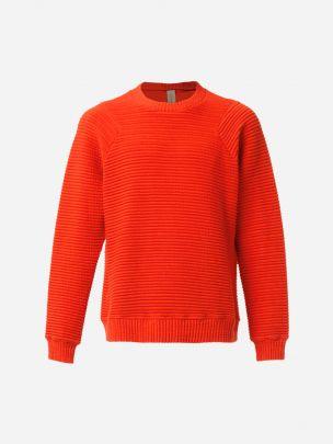Sweatshirt Vermelha Unissexo Egon | Carla Pontes