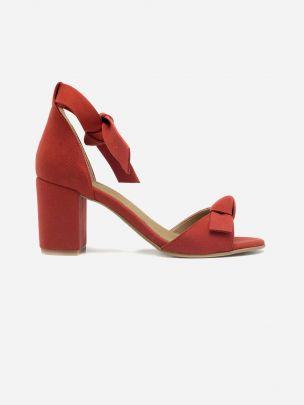 Sandália Vermelha  Estela | Nae